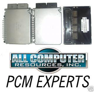 1996 1997 1998 Dodge Neon Engine Computer ECU PCM ECM