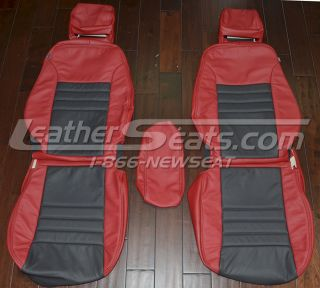 2011 Dodge Charger Leather Seat Covers Custom Interior Upholstery New