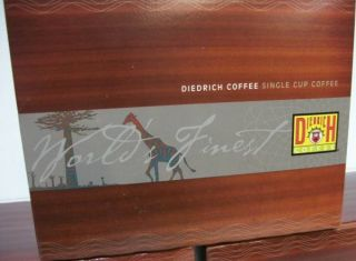 Boxes Diedrich Dark French Roast Coffee 72 Count K Cups 3x24 New
