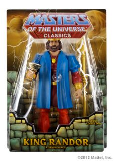 The Universe Classics Eternos Palace King Randor Action Figure