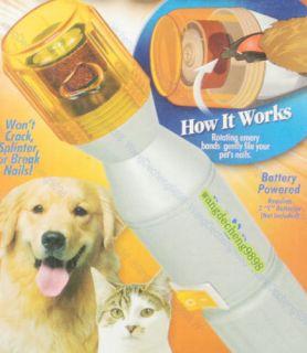 New Design Pet Nail Trimmer Clipper Dog Cat Fr Supplier