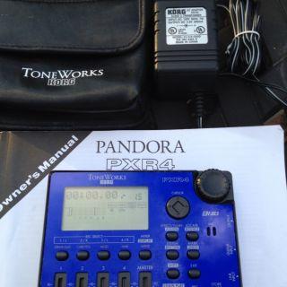 Pandora PXR4 Korg Tone Works Digital Recording Studio