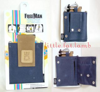 Universal Case Cell Phone Ipod Digital Camera Cards Unisex Wallet