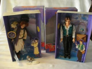 This is Together in Paris Dimitri and Anya Anastasia doll lot.