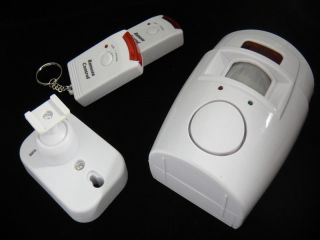 Motion Sensor Window Door Alarm Detector Home Store Security System