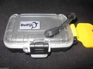 Dry Box Dolfin Waterproof to 80 ft New