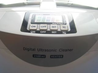 2010 New Dental Medical Digital Ultrasonic Cleaner