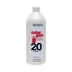 Redken Color Gels Developer 20 Volume 6 33 8oz 1L