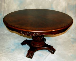 54 round dining table gorgeous wood grains are complimented by