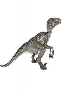Papo Velociraptor Dinosaur Toy Figure Prehistoric 55023 New