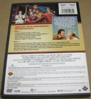 Seven Brides for Seven Brothers DVD 2 Disc Special Edition Jane Powell