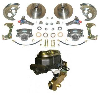 GM A F x Body Manual Disc Brake Conversion Kit Brakes