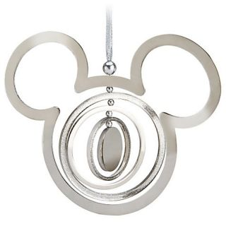 Disney Mickey Spinning Mobile Christmas Ornament New