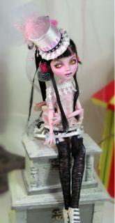 OOAK Monster High Ghostly Repaint by Nickii Rose