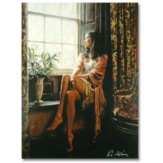 Day Dream Rob Hefferan Giclee on Canvas Hand E S