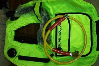 J Sink Horse Collar Vest for Hookah Diving