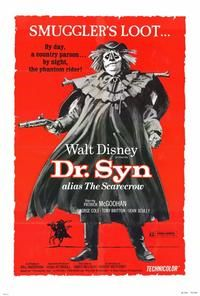 Dr. Syn, Alias the Scarecrow   27 x 40 Movie Poster   Style A
