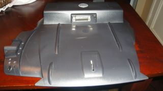 Dell PRX C Port II Laptop Docking Station 1978U with Monitor Stand