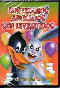 los dibujos animados son divertidos vol 1
