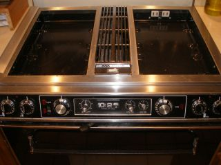 Electric Range: Jenn Air Downdraft Electric Range Reviews