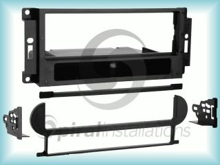 Dodge RAM 1500 2006 2007 Radio Dash Installation Kit