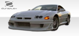 91 93 Mitsubishi 3000GT/ Dodge Stealth Duraflex Concept Front Bumper
