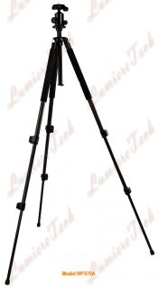 the weifeng wfc570 series high grade carbon fiber tripod the high
