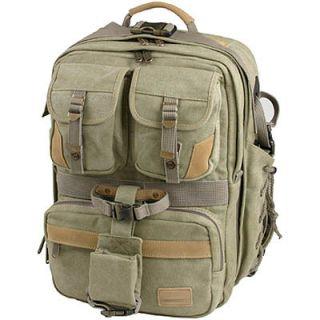 Pro Backpack SLR Digital Camera Lens Canvas Travel Bag