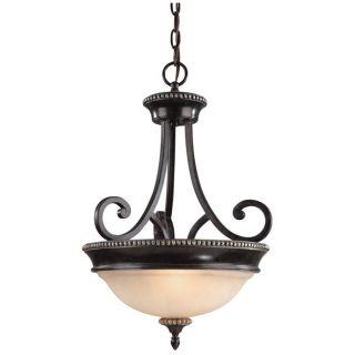 New Dolan 2 Light Pendant Lighting Fixture Black Silver Accents