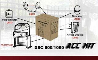 Sliding Gate Opener DSC1000ACC Gate Operator Gate Motor Gate Motor