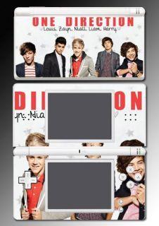 Niall Harry Zayn Liam Vinyl Game Skin Cover 32 Nintendo DS Lite