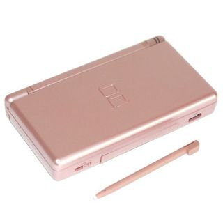 Replacement Rose Gold Housing Shell kit for DS Lite, NDSL, DSL Casing