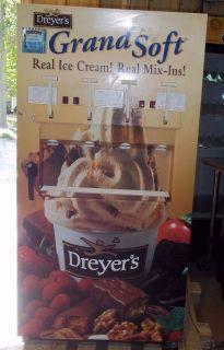 Dreyers Grand 504 Soft Serve Ice Cream Maker Machine