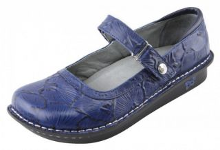 Navy Sand Dollar Navy Blue Leather Mary Jane Shoes Bel 135