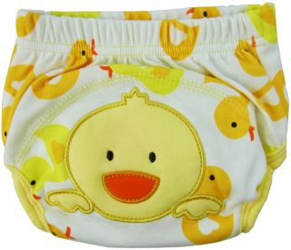 1pc baby training pants waterproof washable cloth diaper underwear