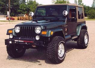 1997 2002 Jeep TJ Wrangler 4 N2 Series Lift Kit 906s