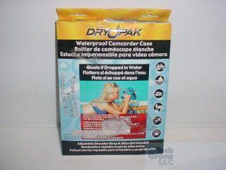 KWIK TEK DPV 96 DRY PAK CAMCORDER CASE (9 IN. X 6 IN.)