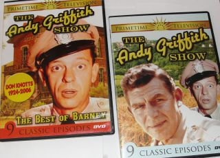 9903 andy griffith show don knotts barney fife taylor 2 dvd opie