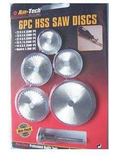 Cutting Disc Wheel Set Fits Dremel Mini Drills Cut Off Discs