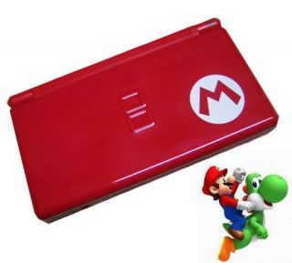 Super Mario Bros Nintendo DS Lite Console Handheld System DS DSL NDSL