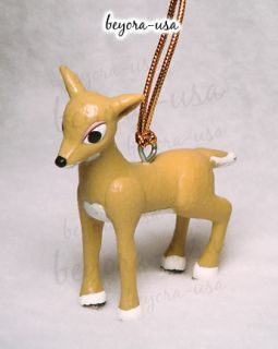 Mrs Donner ornament from the Rankin/Bass movie Rudolph the Red