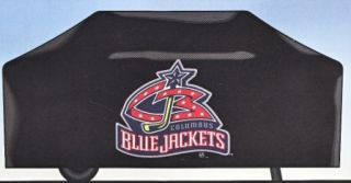 Columbus Blue Jackets BBQ Grill Cover $35 No Gas Tax
