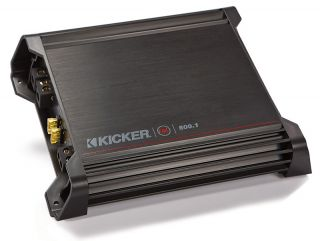 Kicker Car Audio Dual 15 Powered SEALED Sub Box Enclosure DX500 1 C15
