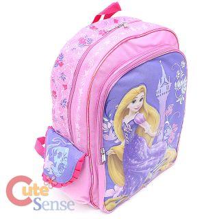 Disney Princess Tangled Rapunzel School Large Backpack Bag 3