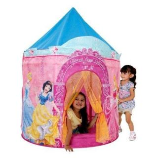 Disney Princess Girls Castle Play House Christmas Present Fun Playhut