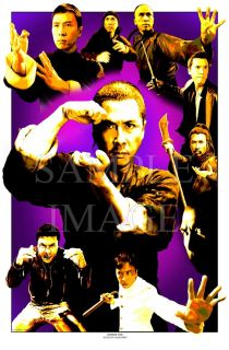 DONNIE YEN ART 1 NYAFF heroic kung fu art IP MAN IRON MONKEY