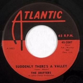 Doo Wop 45 Hear The Drifters I Count The Tears Atlantic Northern Soul