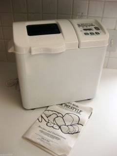 West Bend Homestyle Automatic Bread Maker Machine 41055