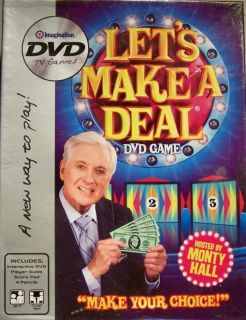 Let s make a deal dvd game