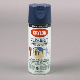 dupli color paint fusion plastic spray paint gloss navy blue 12 oz. Black Bedroom Furniture Sets. Home Design Ideas